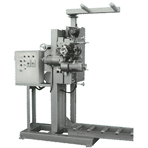 GHS-200 Automatic band saw hard-facing alloy rough grinder